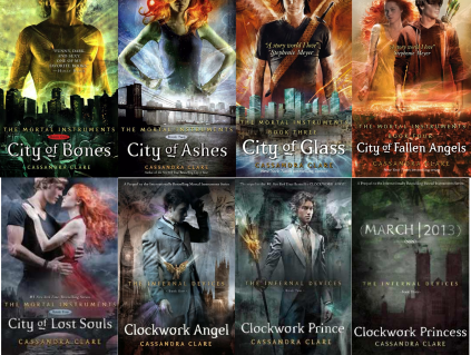 """""""The Mortal Instruments"""" vs. """"The Infernal Devices ..."""