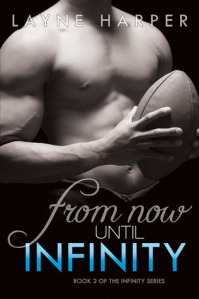 "Book review: ""From Now Until Infinity"" by Layne Harper - bittersweet story of a romance in the spotlight"