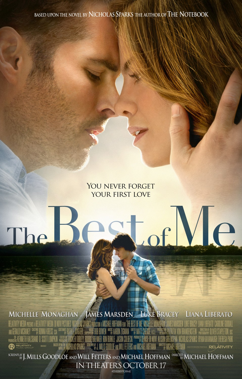 the notebook nerdy soul best of me poster