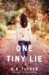 one tinye lie