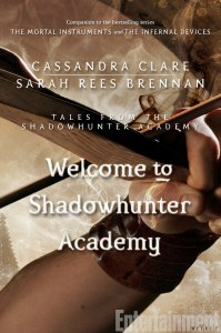 "Book review - ""Welcome to the Shadowhunter Academy"" by Cassandra Clare and Sarah Rees Brennan - Simon begins his training to be a Shadowhunter"