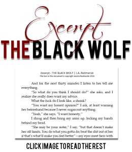 the black wolf excerpt 1