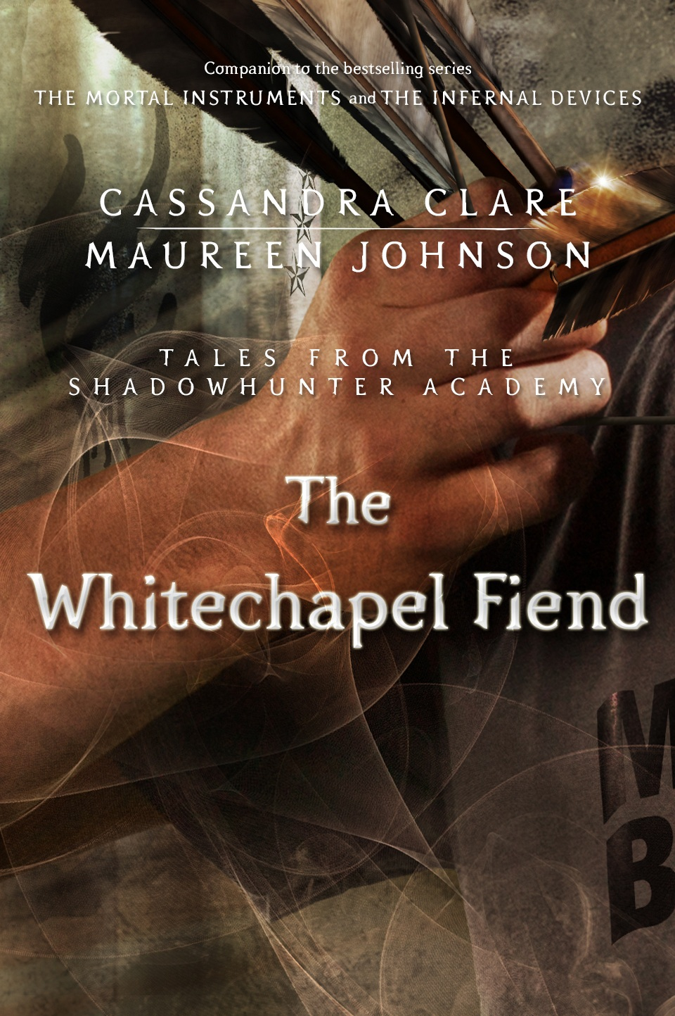 """The next two covers for """"The Shadowhunter Academy"""" by ..."""