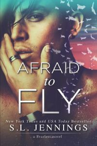 afraid to fly cover