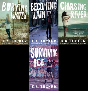 burying water series