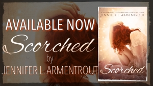 Scorched Available Now