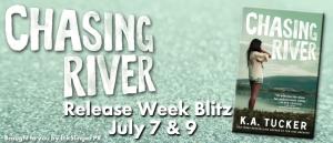 Chasing River RWB Banner