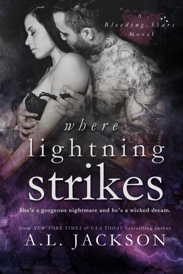 where lightning strikes