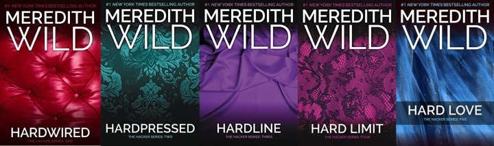 Image result for meredith wild hardwired series