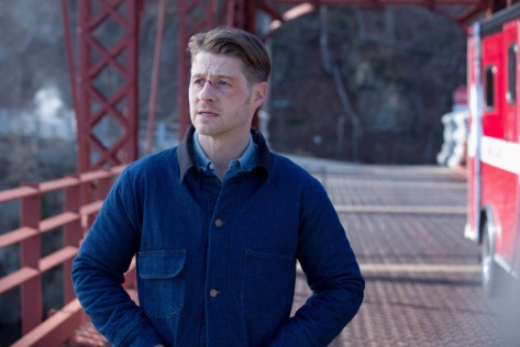 GOTHAM: Ben McKenzie in theÒWrath of the Villains: PrisonersÓ episode of GOTHAM airing Monday, March 28 (8:00-9:01 PM ET/PT) on FOX. ©2016 Fox Broadcasting Co. Cr: Jessica Miglio/FOX