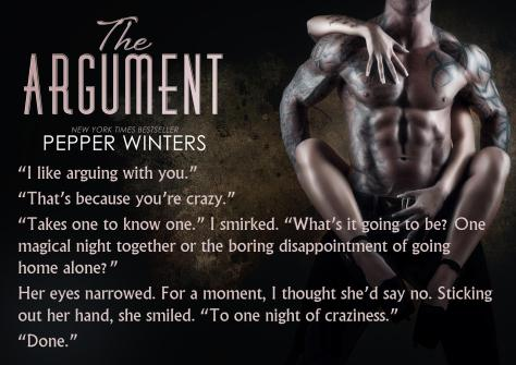 the argument teaser