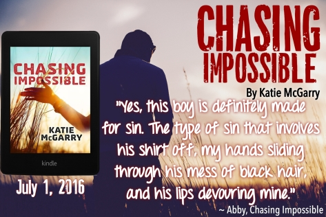 Chasing Impossible Teaser 7