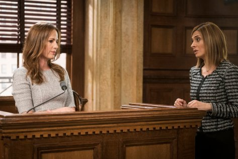 "LAW & ORDER: SPECIAL VICTIMS UNIT -- ""Imposter"" Episode 1803 -- (Photo by: Michael Parmelee/NBC)"