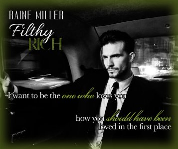 Image result for filthy rich raine miller teaser