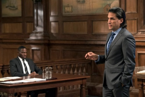 "LAW & ORDER: SPECIAL VICTIMS UNIT-- ""Bad Rap"" Episode 1807 -- Pictured: Will Swenson as Attorney Mitch Hampton -- (Photo by: David Giesbrecht/NBC)"