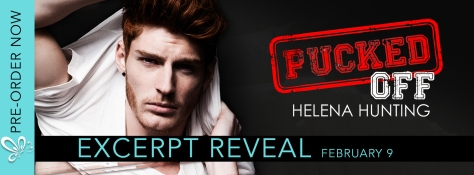 pucked off excerpt